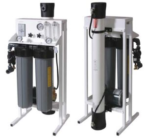 WE-RO 3000 SS 3000 - Emergency RO Extractor