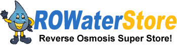 ROWaterStore.com | For all your reverse osmosis needs.