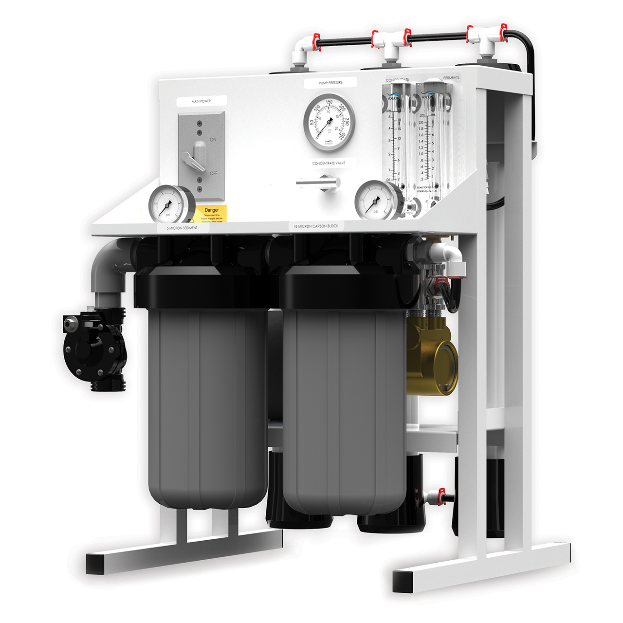 FLEXEON  AT-1000S REVERSE OSMOSIS SYSTEM