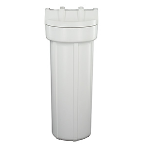 SLIM LINE 10'' WATER FILTER HOUSING 1/2'' FNPT