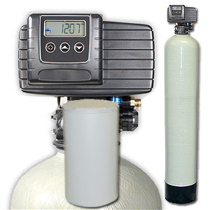Fleck 5600SXT Electronic Meter 48,000 Grain Water Softener
